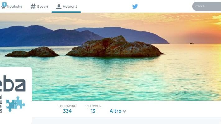 REBA Italia adesso anche su Twitter
